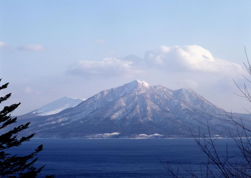 Yotei mountain in Hokkaido, Japan