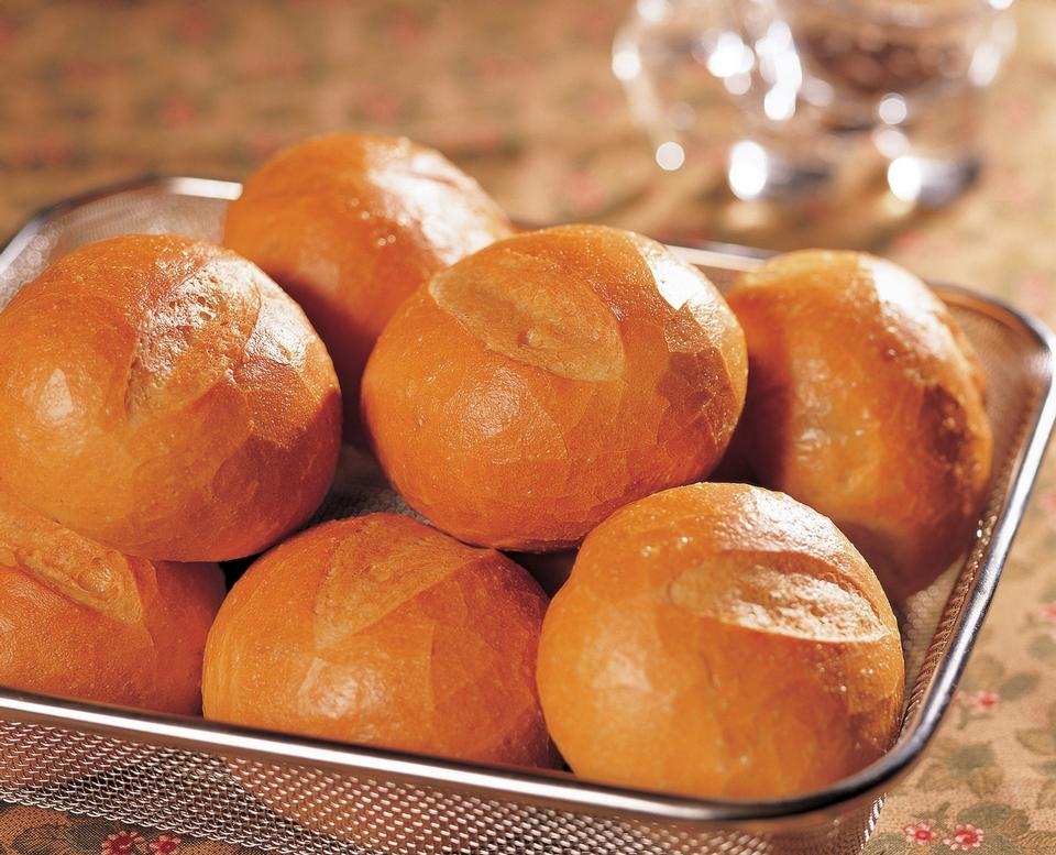 Various breads in basket