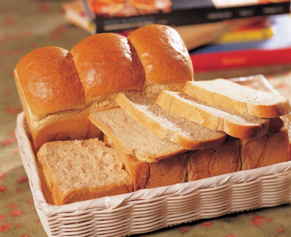 面包店产品种类