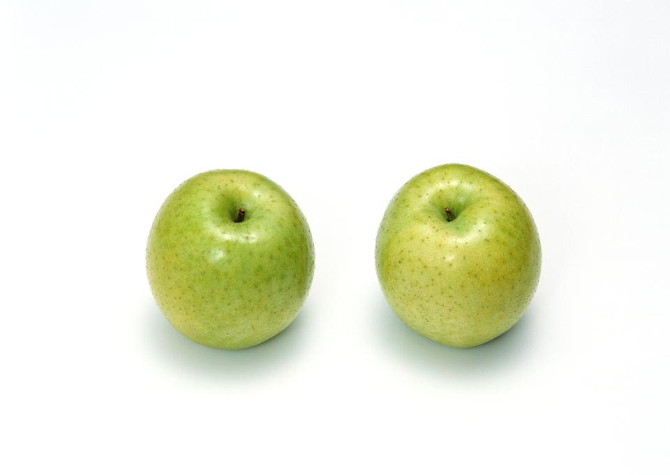 グリーンりんご
