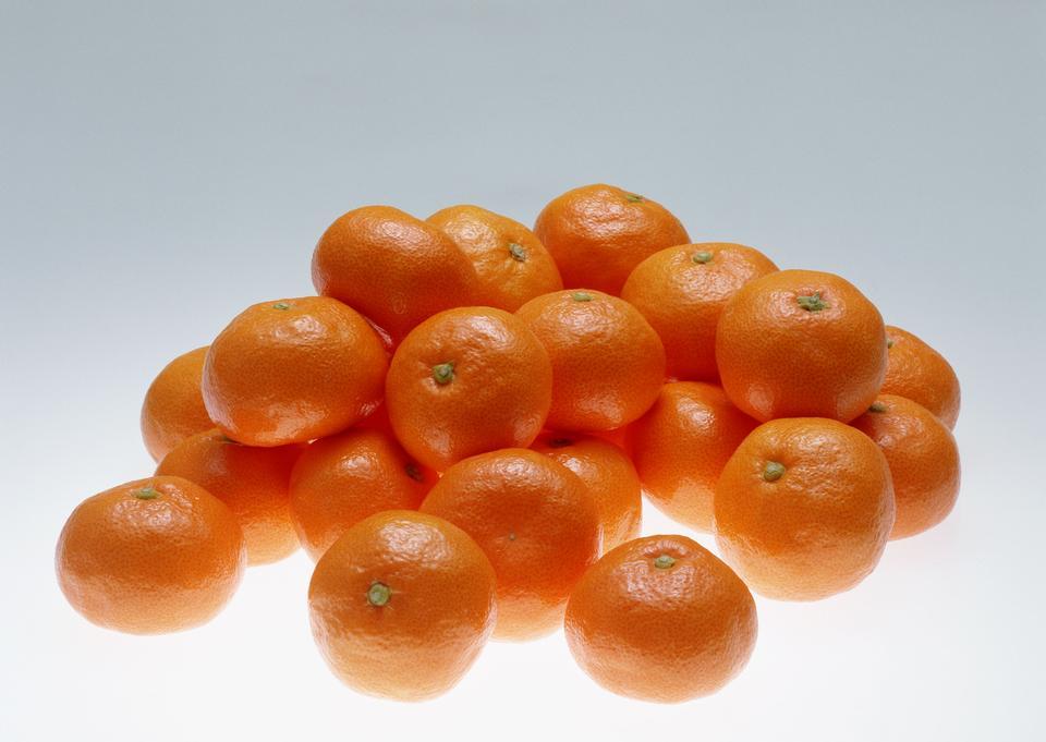 Lot of mandarin orang