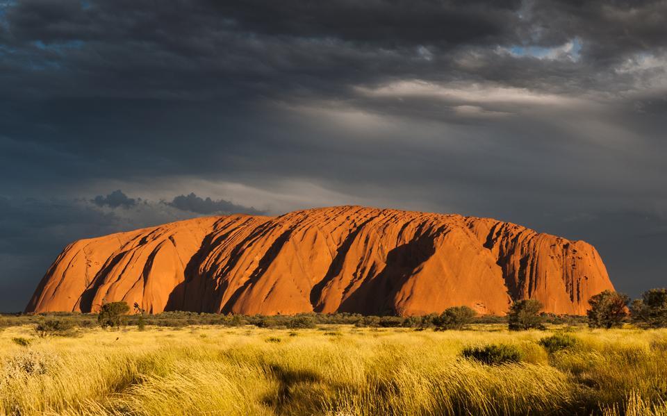 Uluṟu Ayers Rock