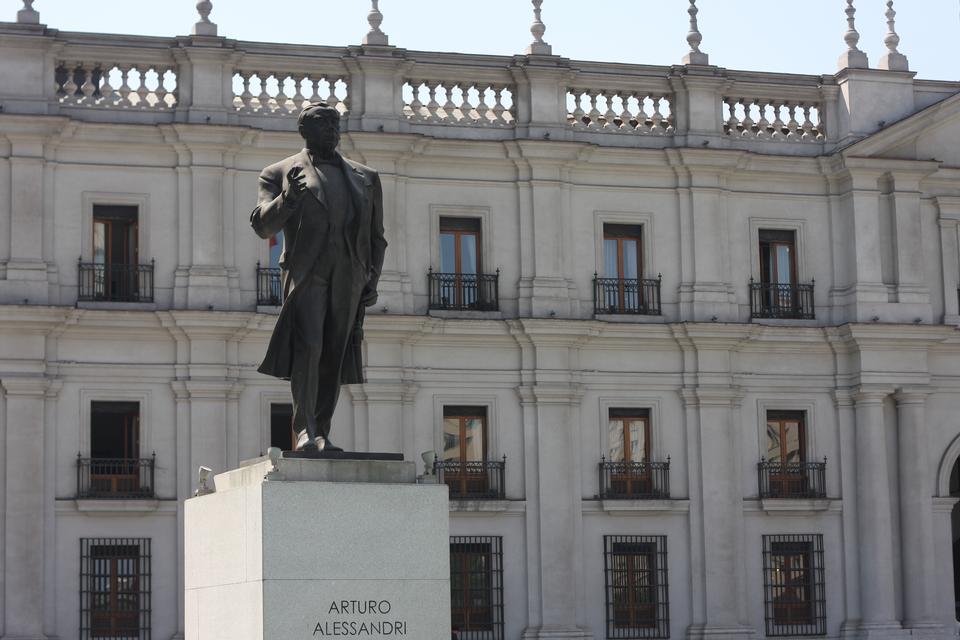 Arturo Alessandri état