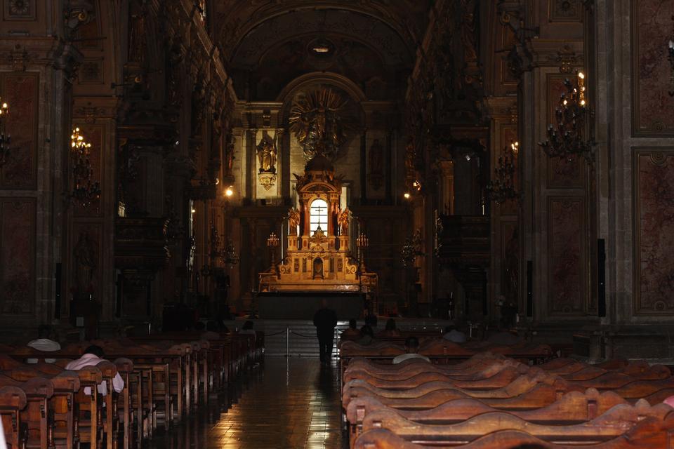 Cathédrale Metropolitana de Santiago du Chili