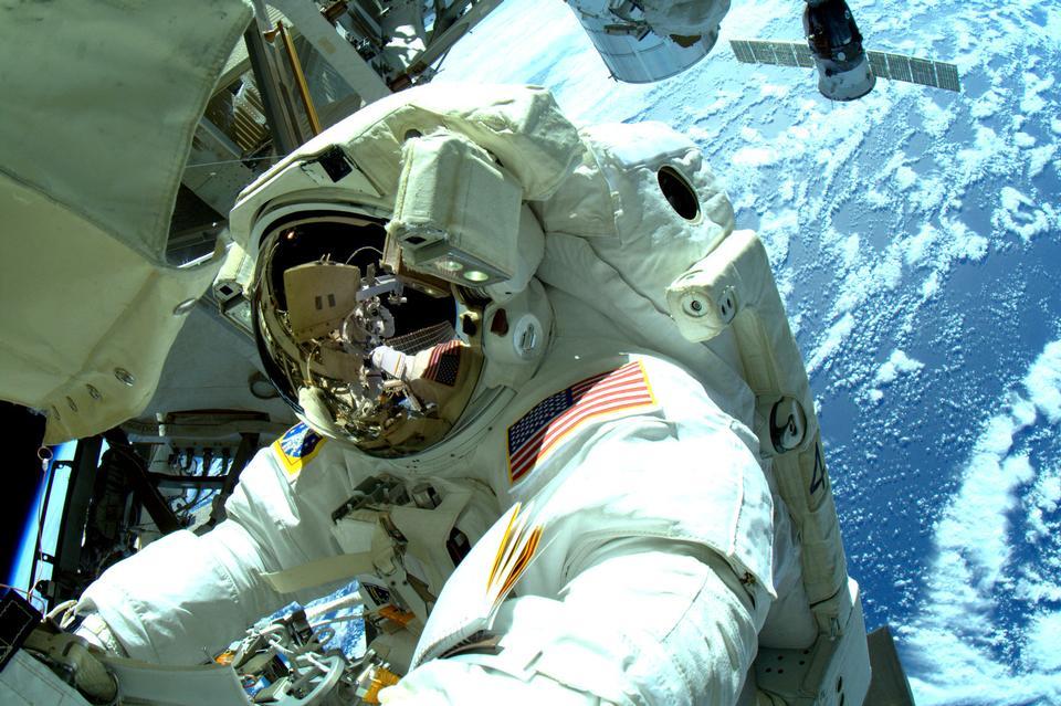 Astronauts Spacewalks