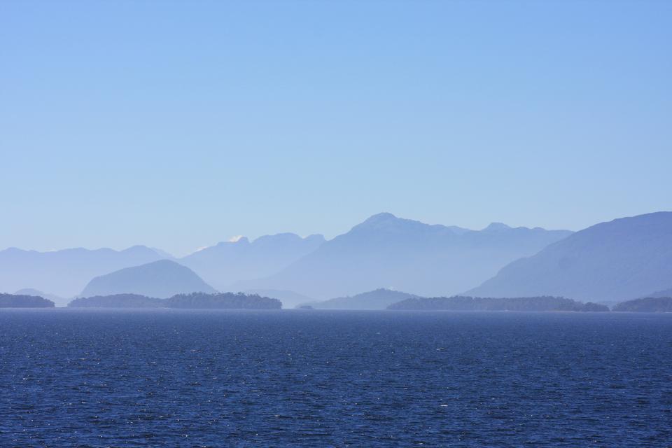 智利峽灣和冰川,巴塔哥尼亞