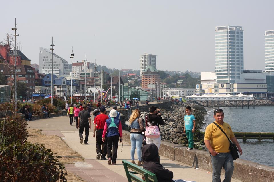 蒙特港智利