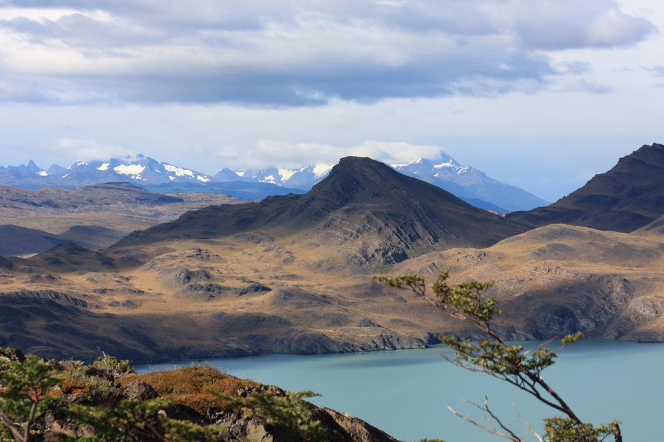 Торрес-дель-Пайне, Патагония, Чили