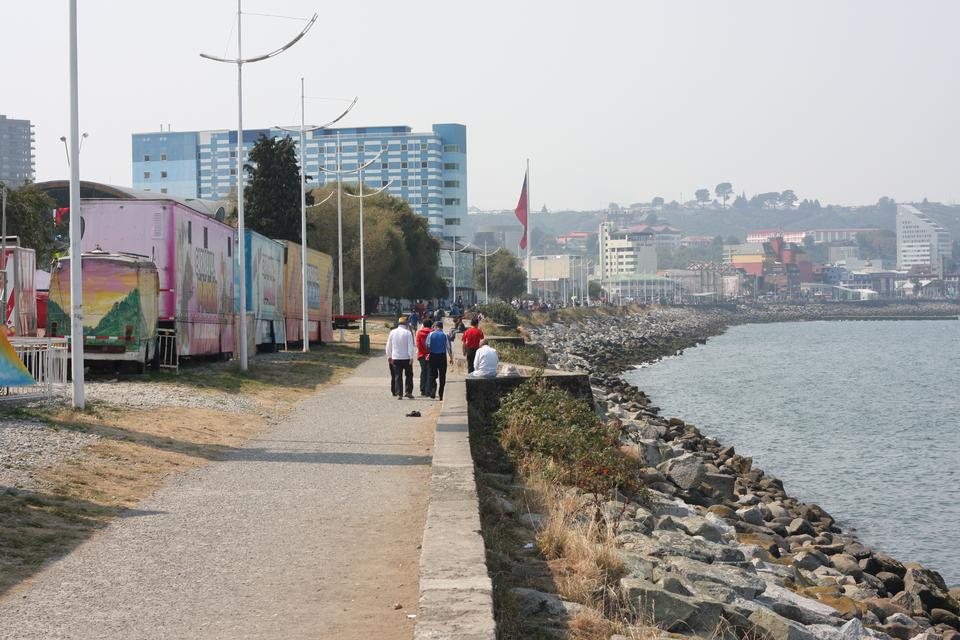 Puerto Montt in Chile