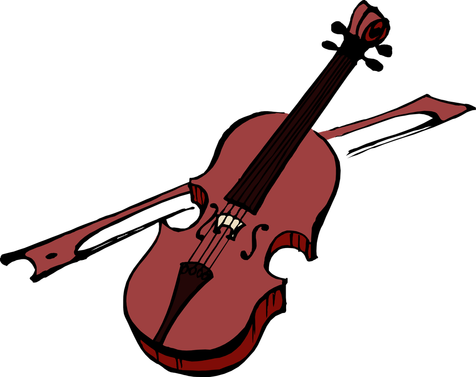 Violin Musical Instrument Clip Art