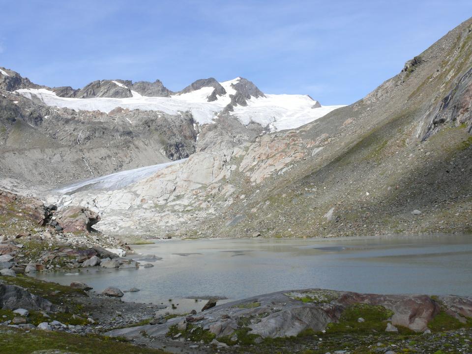 Umbaltal, Alpes européennes