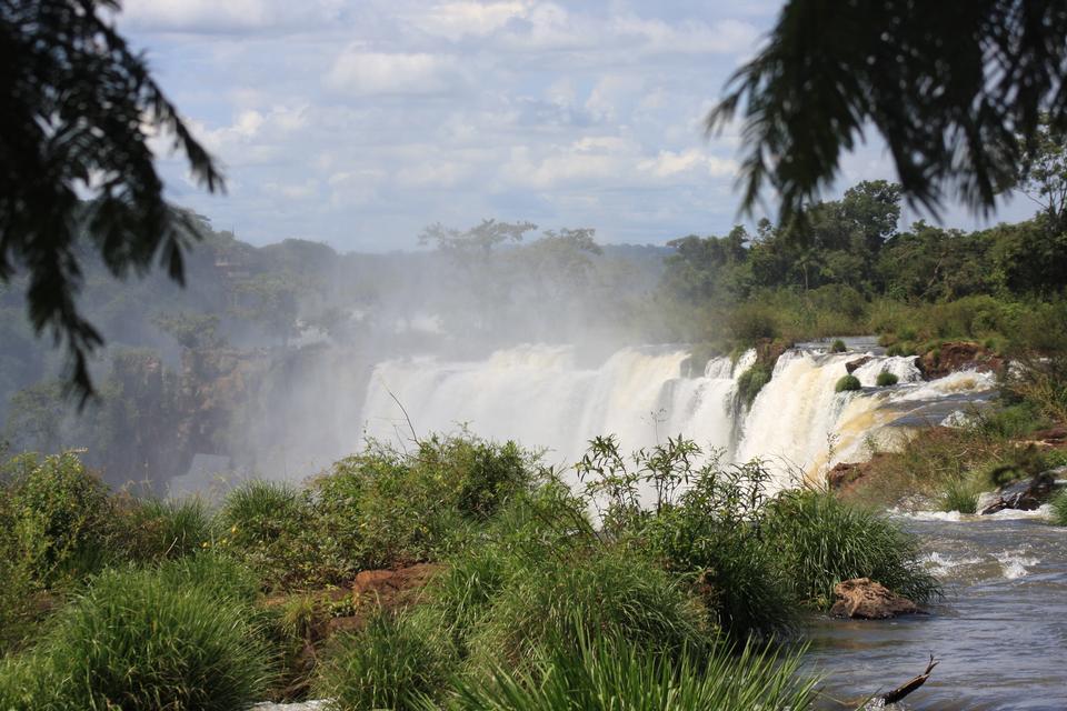 イグアスの滝、ブラジル