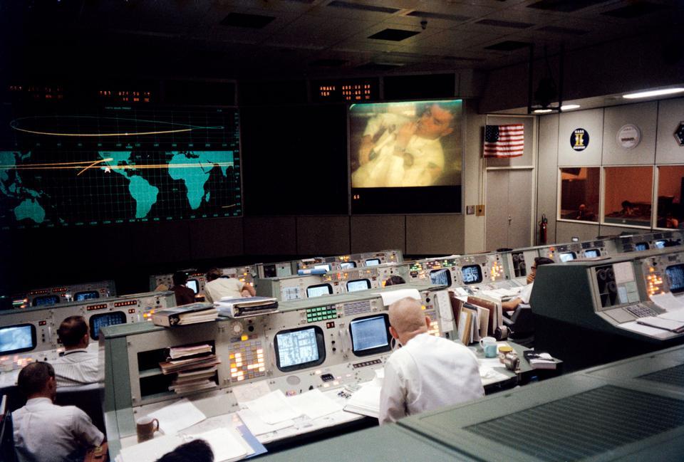 Mission Control, Houston