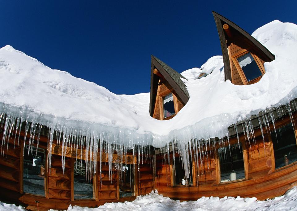 winter season in Hokkaido, Japan