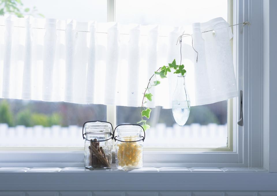 居家室内装饰:在老式瓶分行