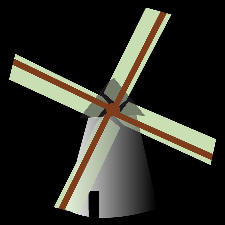 Hollande moulin
