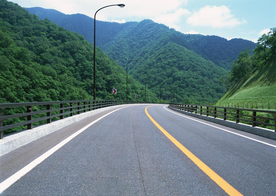 在日本的农村公路