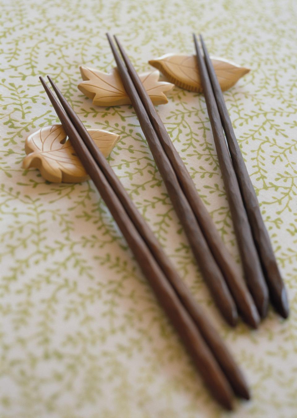 Japanese sushi chopsticks