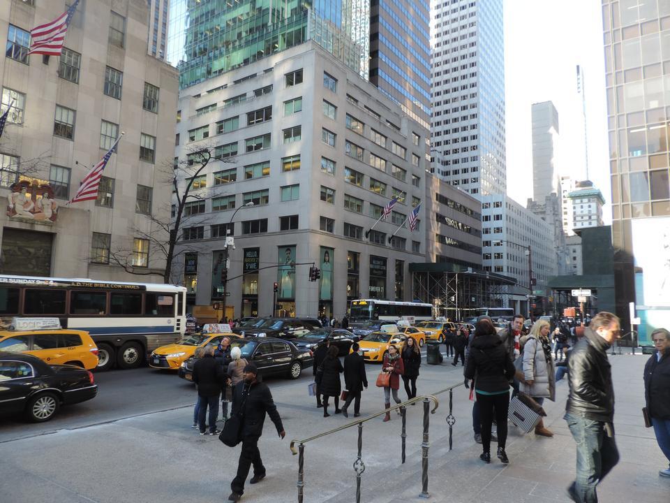 曼哈頓中城