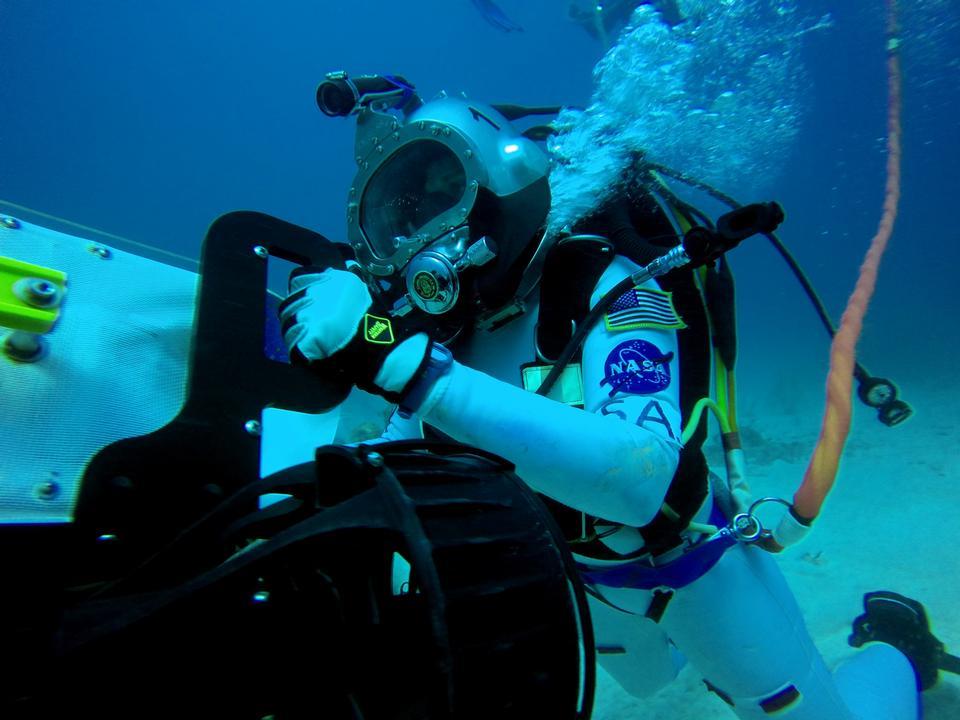 Undersea Crew Tests