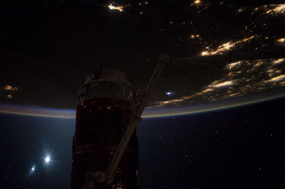 國際空間站