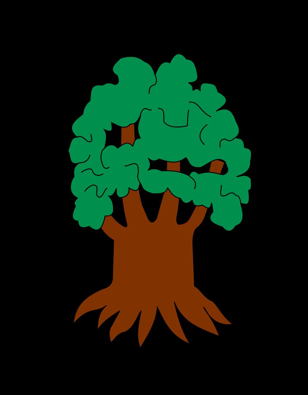 程式化的矢量樹