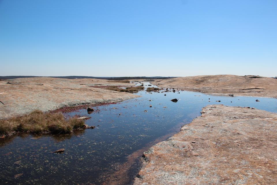 водные бассейны в Аравии горы возле Атланте, штат Джорджия