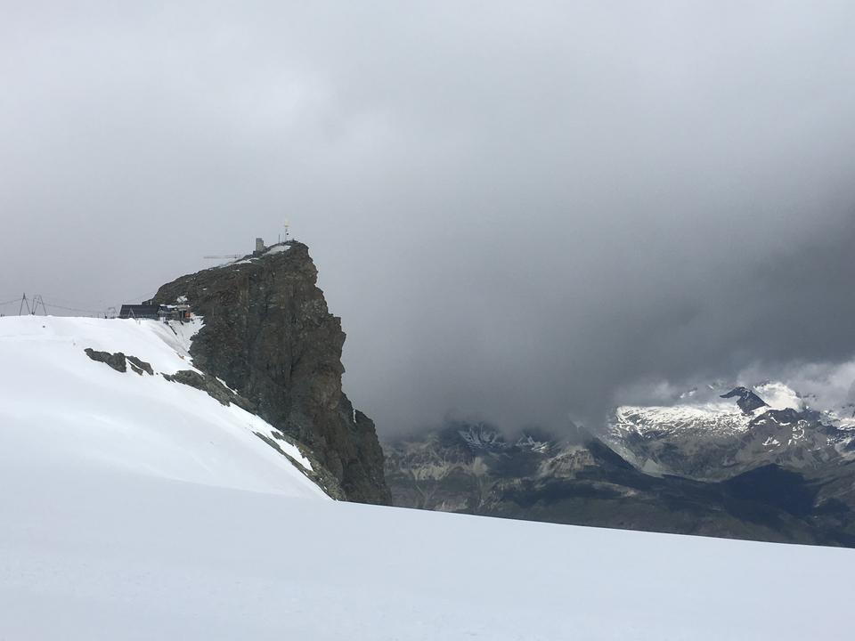 Matterhorn. Swiss Alps