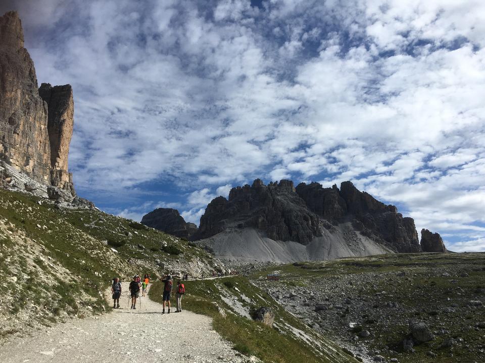 アルト・アディジェ、イタリアのドロミテの山Schlern