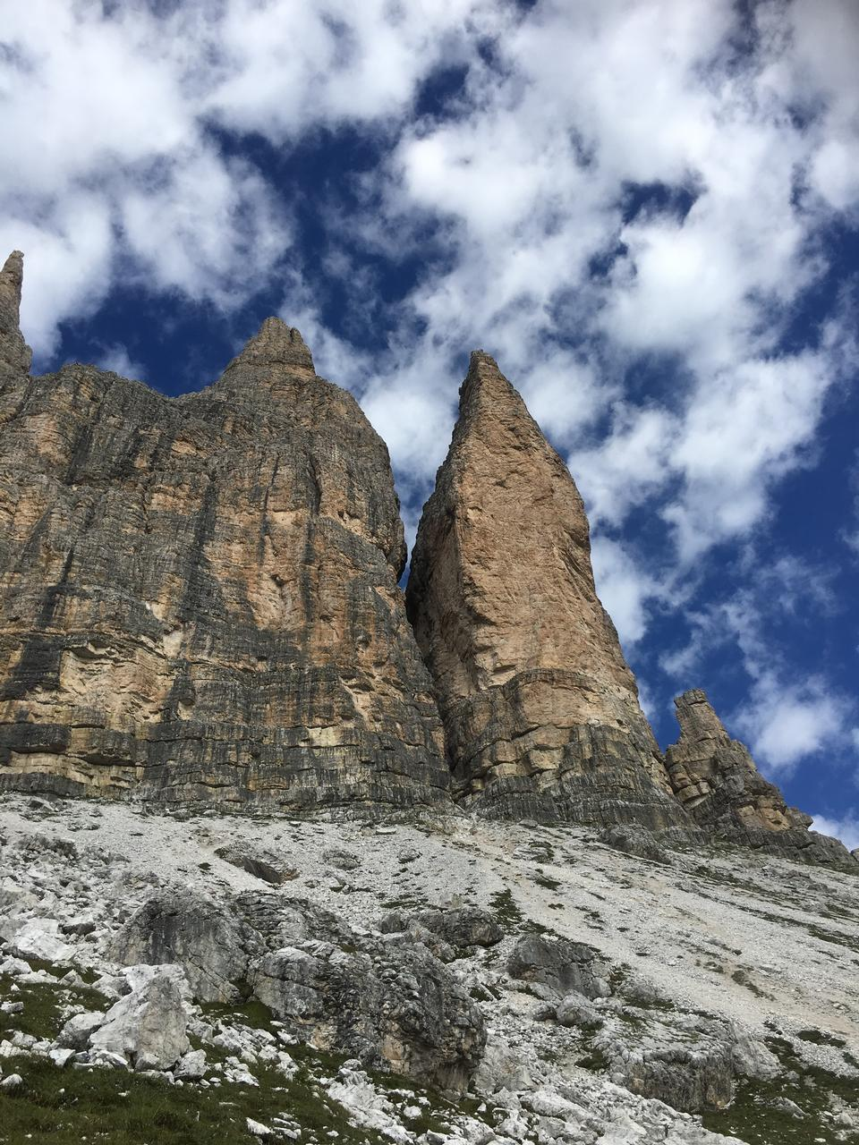 mountain Schlern in Alto Adige, italian Dolomites