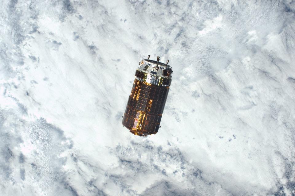 Cargo Craft se acerca a la estación espacial