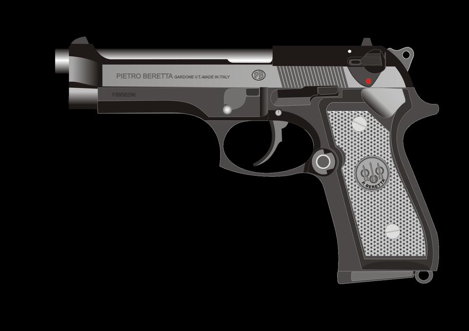 Beretta 92FS pistola