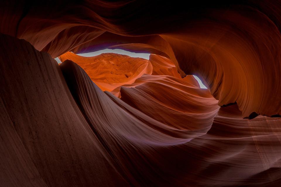Antelope Canyon Navajo Tribal Park, Arizona