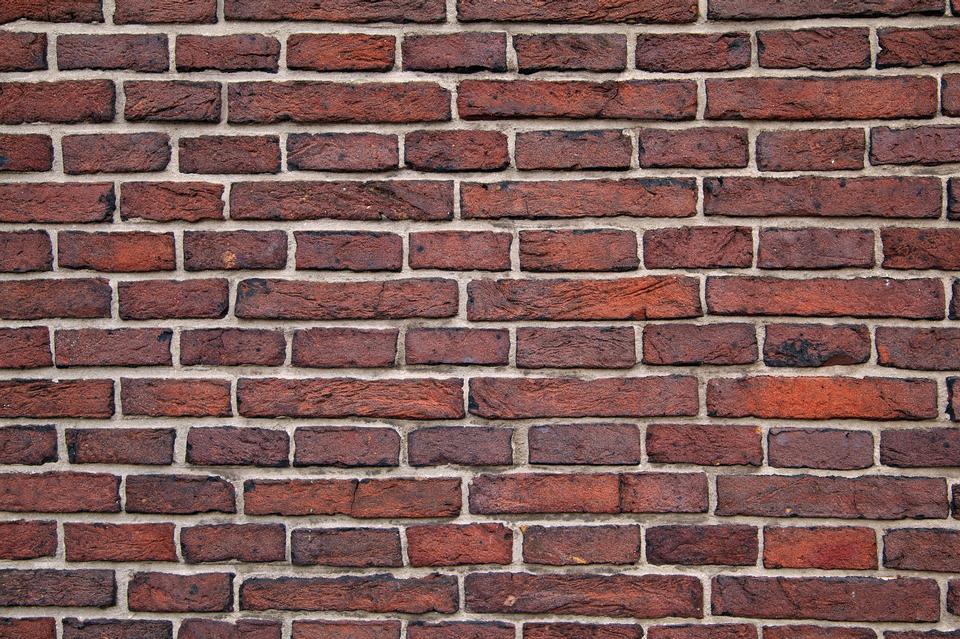 紅磚牆背景