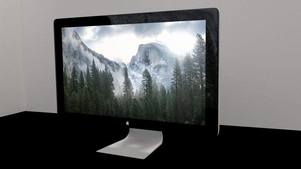 它带来新的应用程序到桌面。新的苹果iMac