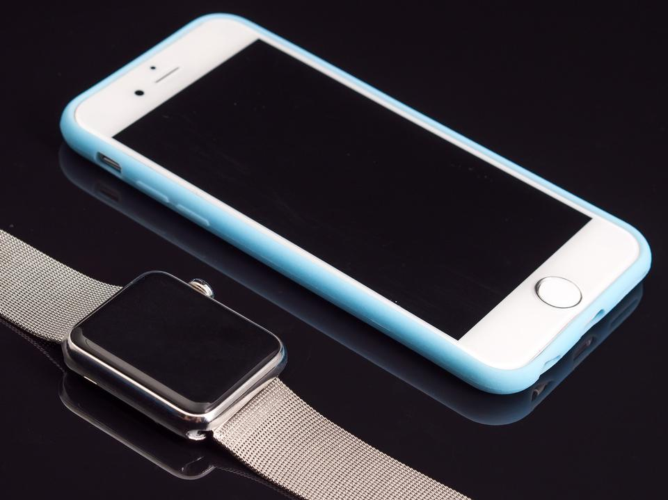 Smart phone and smart watch