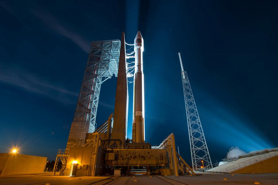 Cygnus Spacecraft pronto per il lancio
