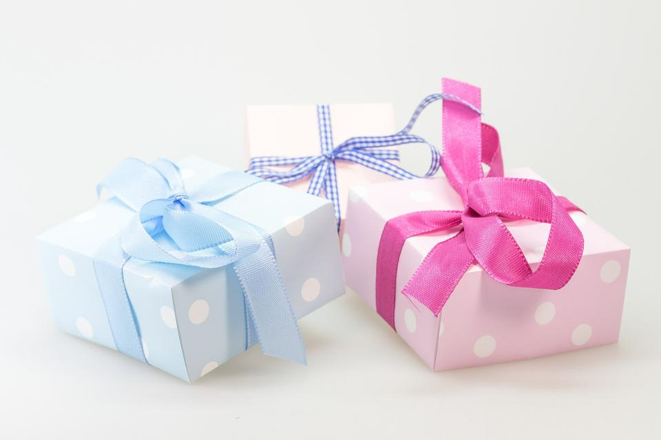 Set of gift box