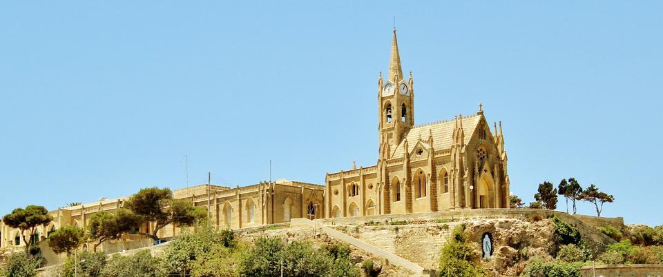 세인트 Pauls 성당와 발레의 스카이 라인