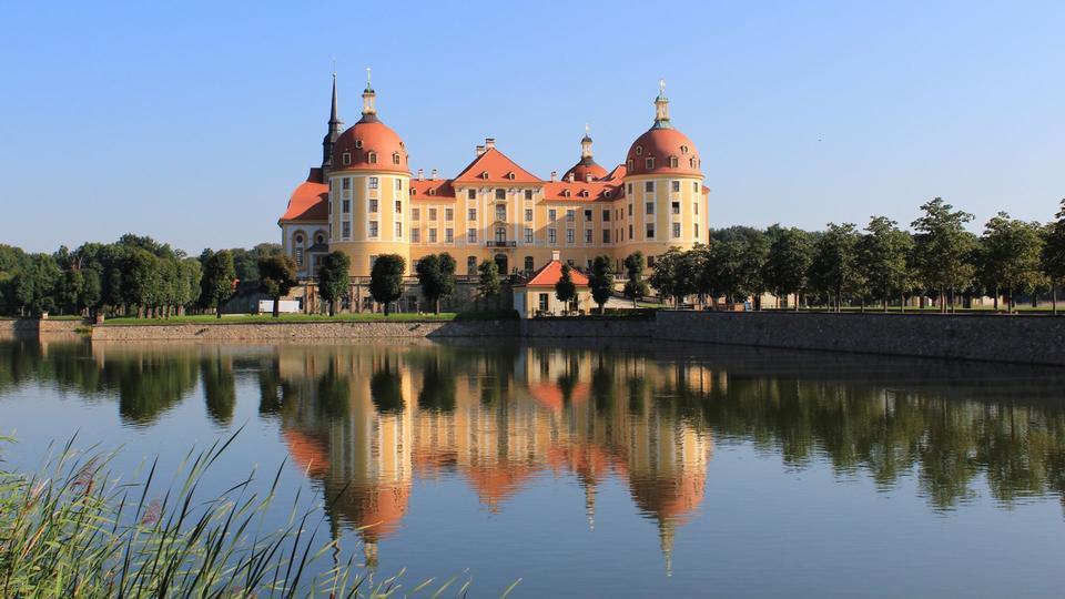 Castle Moritzburg, Saxony, Germany