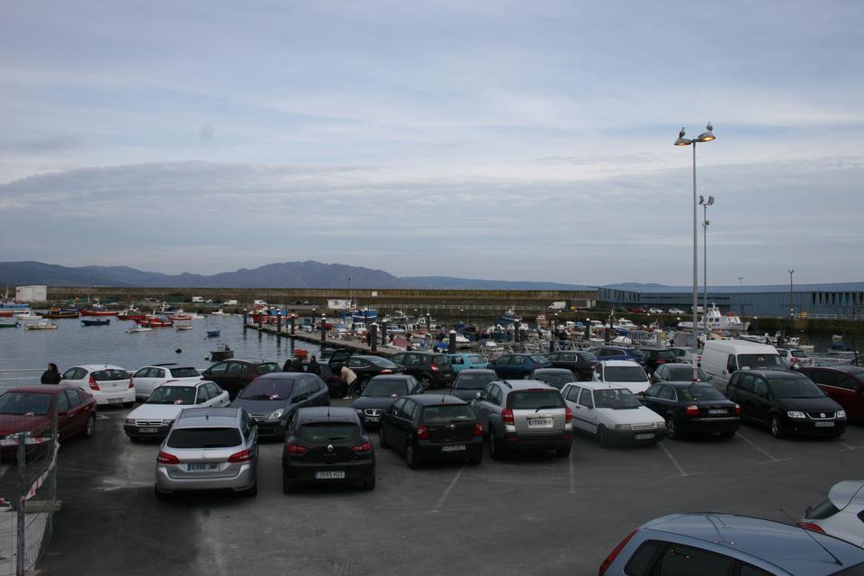 Coastal town of Puerto de Santiago