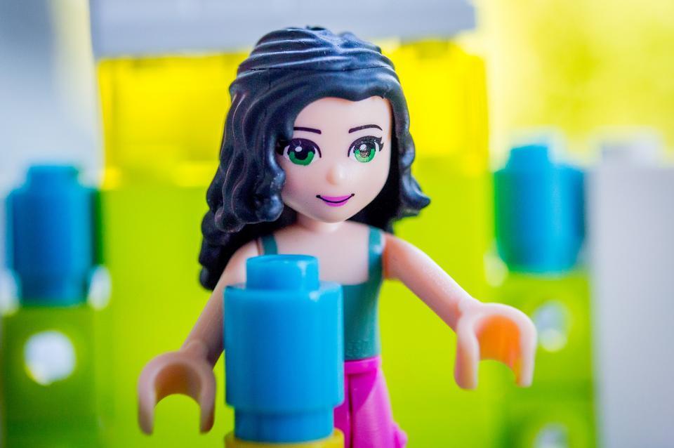 la figura di Lego