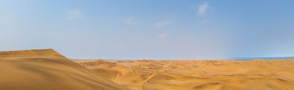 ナミブ砂漠のソススフレイ近く世界的に有名な砂丘45