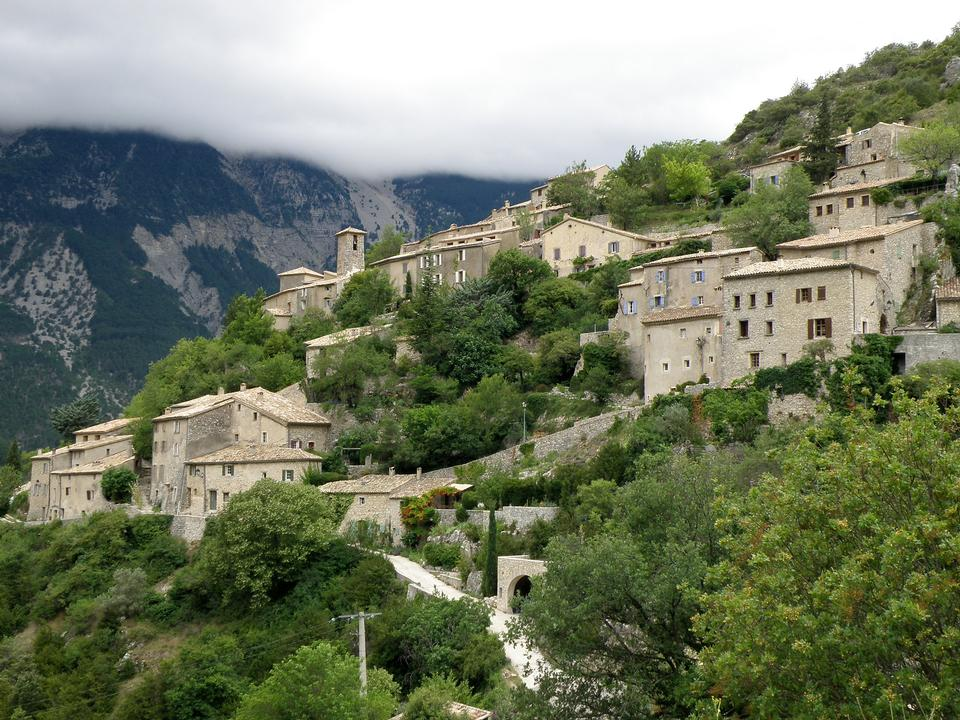 Beautiful Medieval Village of Gordes