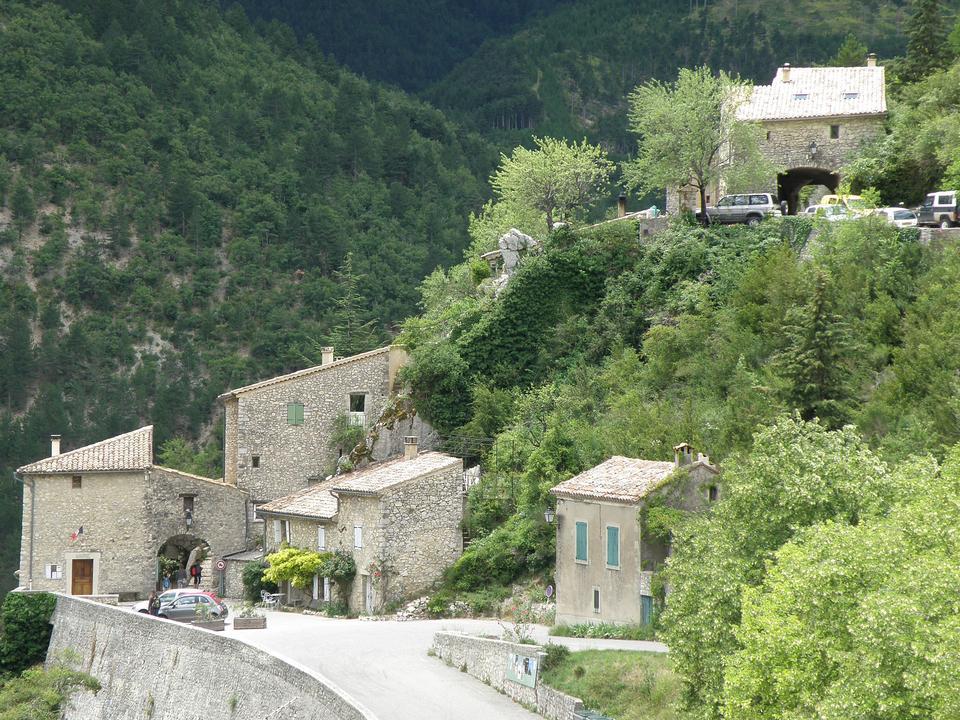 Beautiful Medieval Village of Gordes
