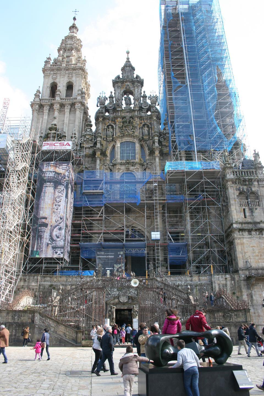 Camino de Santiago, to Compostela, Galicia, Spain