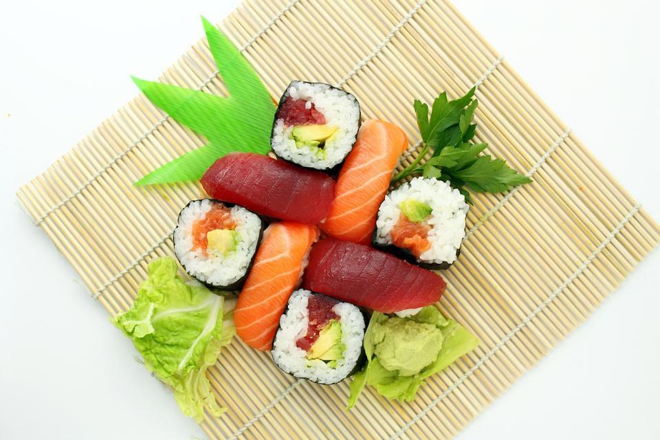 日本壽司集