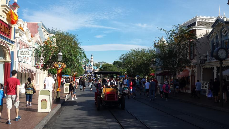 Universal Studios Hollywood, die Entertainment-Hauptstadt von LA
