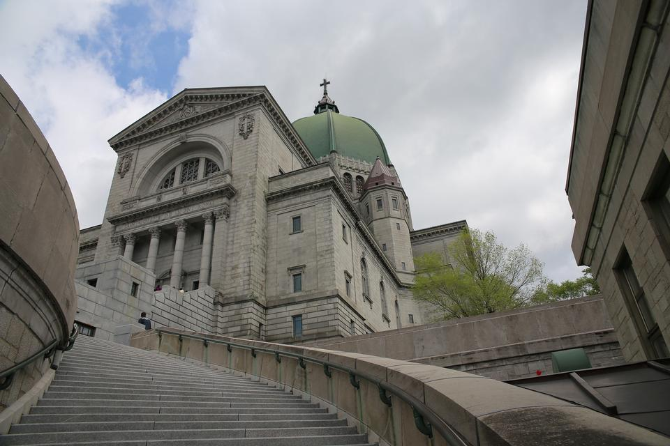 Oratory Saint-Joseph's Oratory Montreal Quebec