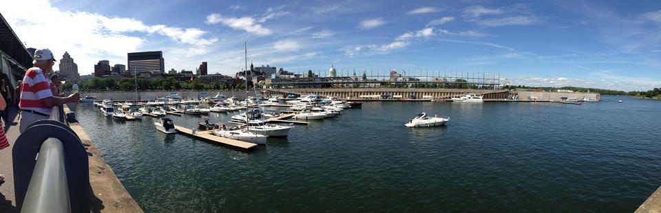 Vie Port, City View, Montreal, Quebec, Canada